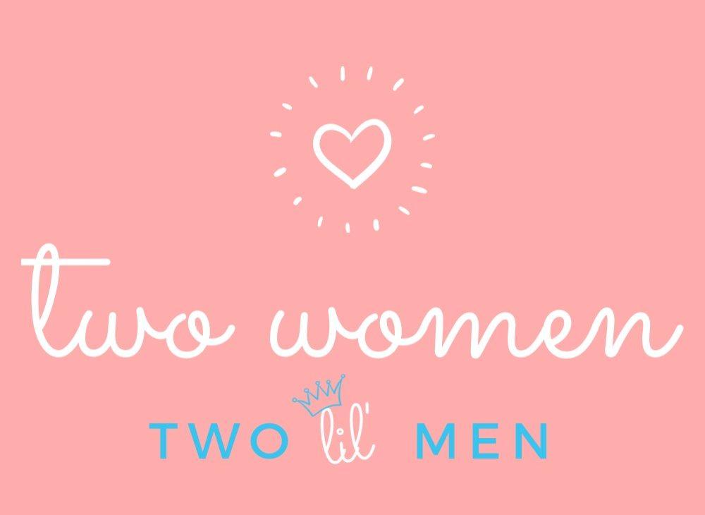 Two Women Two lil Men
